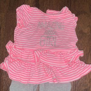 Carters One set Newborn